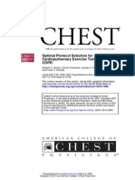 CPET in Severe COPD