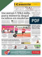 El dinero de la minería ilegal en Perú I