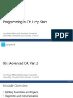 C-Jumpstart Module 6
