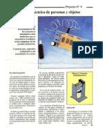 Contador Fotoelectrico d Personas