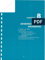 c64 Users Guide 08 Advanced Data Handling