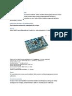 Selección de sensores