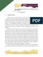 Waisgrais Sebastián - Determinantes de la sobreeducación de los jóvenes en el mercado laboral argentino