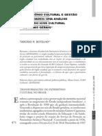 PATRIMÔNIO CULTURAL E GESTÃO DAS CIDADES_UMA_ANÁLISE_DA_LEI_DO_ICMS_CULTURAL
