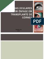 Cirurgias oculares