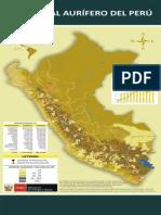 Potencial Aurifero Del Peru