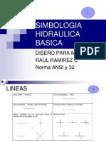 Simbologia Hidraulica Basica