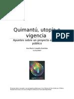 AM CAMPILLO - Quimantú
