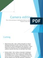 Media - Camera Editing