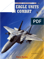 Osprey Combat Aircraft 53 - F-15C Eagle Units in Combat