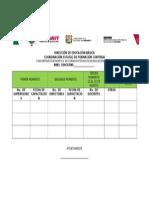 CONCENTRADO ESTADISTICO  DE CONSEJOS TÉCNICOS DE EDUCACIÓN BÁSICA SENCILLO (Reparado) (1)
