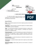 Apostila Farmacologia e Classificação