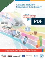 cimt college guide 2012