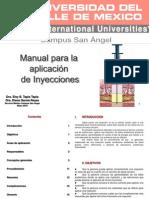 Manual de Inyectologia
