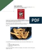 Receta Pollo Estilo KFC