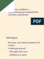 Ética E Economia - Capitalismo