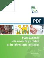 ECDC, Excelencia en la Prevencion y el Control de la Enfermedades Infecciosas.pdf