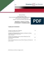 'AUTONOMY V. PATERNALISM'