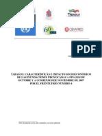 Tabasco Características e impacto socioeconómico de