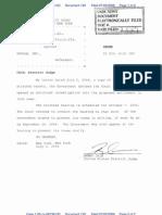 Google Books -- Department of Justice Investigation Letter