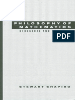 Shapiro Philmath Stucture Ontology
