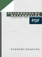 Shapiro Philmath Stucture Ontology