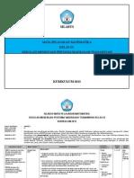Silabus Mat 9 SMP 3