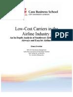 dvorkin airline industry analysis