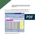 Ejercicios de Repaso Excel