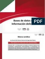 PRESENTACIÓN Información delicitva septiembre 2013
