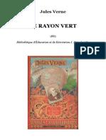 Verne Rayon Vert