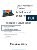 06 Secure Architecture