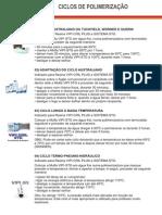 Ciclo de Polimerizacao Portugues A0609 Vigente