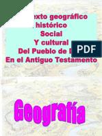 Contexto Geografico - Historico - Cultural - Social