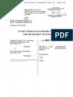1 13 Cv 00475 5 Motion for TRO OCR