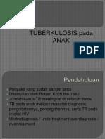 Tuberkulosis Anak