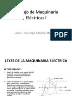 Leyes de La Maquinaria Electrica