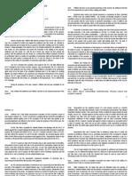 Case Digests - Rule 70 + Partition Civil Procedure