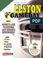 Pellston Game Day 2013