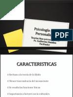 Teorias Neopsicoanalistas de La Personalidad (1)