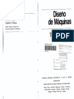 Diseño de máquinas - teoría y práctica Deutchsman