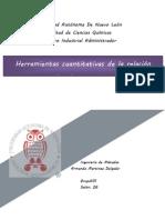 Herramientas Cuantitativas de La Relacion Hombre-maquina