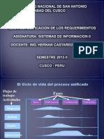 Determinacion de Requerimientos - Diapositiva 1