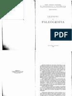 Battelli - Lezioni Di Paleografia