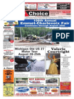 Weekly Choice - August 22, 2013