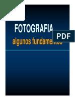 1.- Fotografia, Algunos Fundamentos