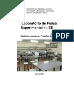 Apostila de Física Experimental I EE082011
