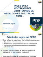 ReglamentoTecnicoDeInstalacionesElectricas RETIE