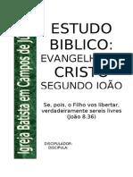 Estudo Bíblico No Evangelho de João