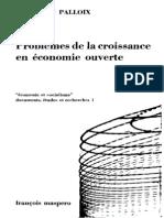 16.Problemes de La Croissance en Economie Ouverte-1969.Palloix